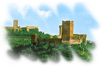 I castelli di Giulietta e Romeo a Montecchio Maggiore