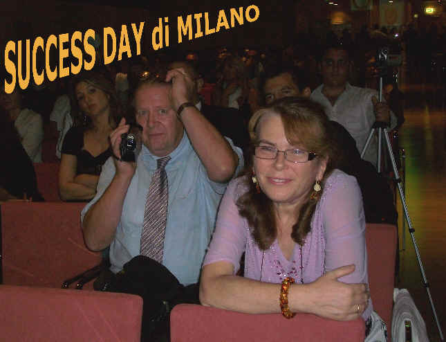 Al Success Day a Milano - Clicca per INGRANDIRE