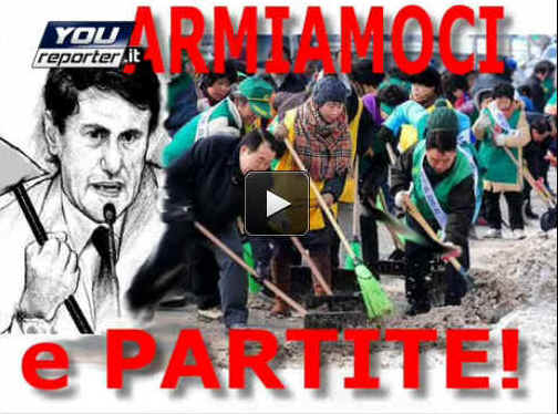 Apri video: Armatevi e...PARTITE!